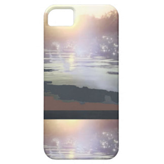 golden sunset iPhone 5 covers
