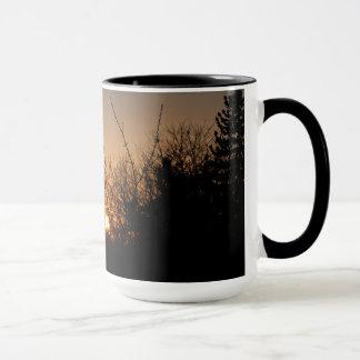 Golden Sunset Mug