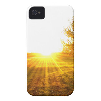 Golden Sunset on the Island iPhone 4 Case-Mate Case