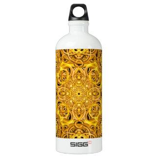 Golden Swirls Mandala SIGG Traveller 1.0L Water Bottle