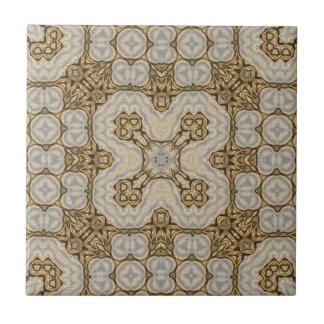 Golden tile orient pattern