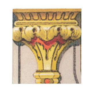 golden torch of glory notepad