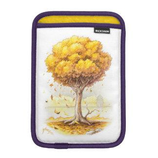 Golden Tranquillity iPad Mini Sleeve
