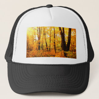 Golden Trees on St Joseph Island Trucker Hat