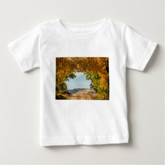 Golden Tunnel Of Love Baby T-Shirt