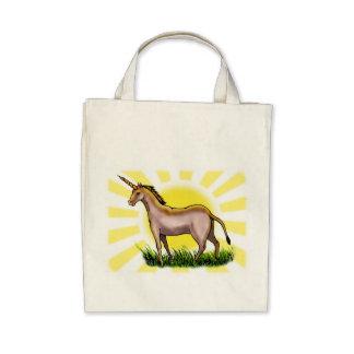 Golden Unicorn Bag