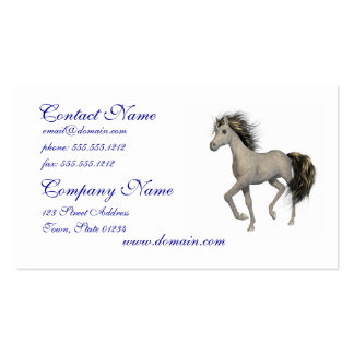 Golden Unicorn Business Cards