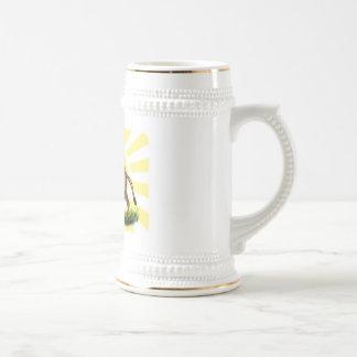 Golden Unicorn Mugs