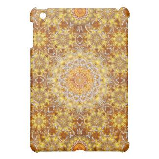 Golden Visions Mandala iPad Mini Case