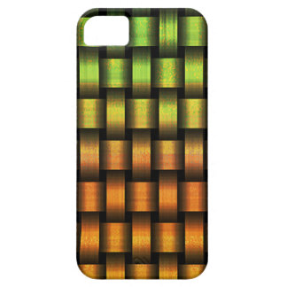 Golden Weave Barely There iPhone 5 Case