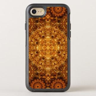 Golden Weave Mandala OtterBox Symmetry iPhone 8/7 Case