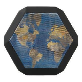 Golden World Black Bluetooth Speaker