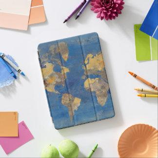 Golden World iPad Air Cover