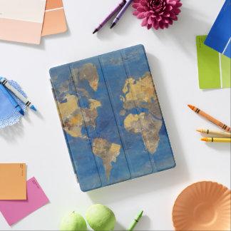 Golden World iPad Cover