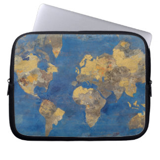 Golden World Laptop Sleeve