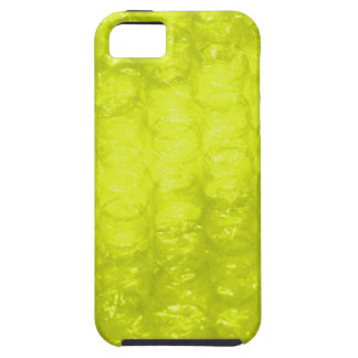 Golden Yellow Bubble Wrap Effect iPhone 5 Covers
