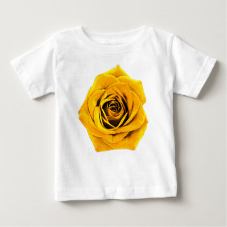 Golden Yellow Rose 20171027b Baby T-Shirt