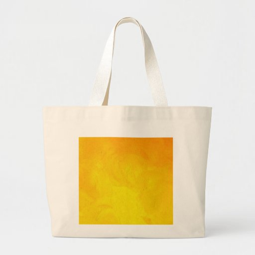Golden Yellow - The World With Minimal Design Bag