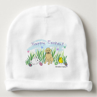 goldendoodle baby beanie