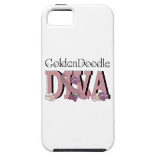 GoldenDoodle DIVA Case For The iPhone 5