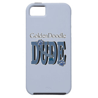 GoldenDoodle DUDE iPhone 5 Cover
