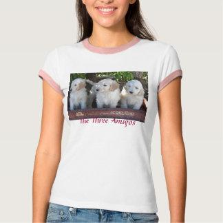 Goldendoodle Womans Teeshirt T-Shirt