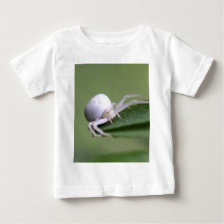 Goldenrod crab spider or flower crab spider baby T-Shirt