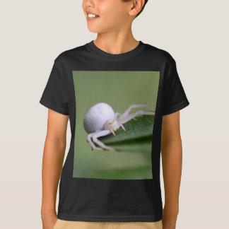 Goldenrod crab spider or flower crab spider T-Shirt