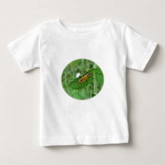 Goldenrod Soldier Beetle Baby T-Shirt