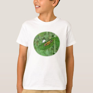 Goldenrod Soldier Beetle T-Shirt