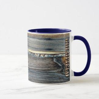 Goldfield Wood Grain Mug