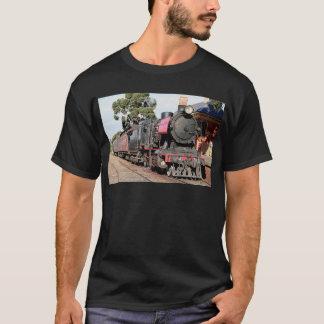 Goldfields steam locomotive, Victoria, Australia T-Shirt