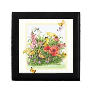 Goldfinch Garden Gift Box