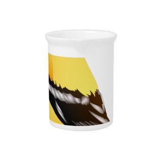 goldfinch pitcher