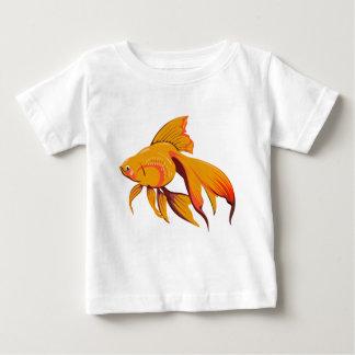 Goldfish Baby T-Shirt