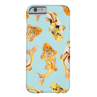 Goldfish Barely There iPhone 6 Case