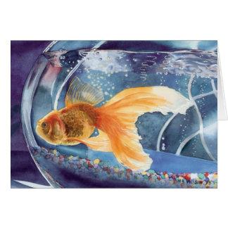 Goldfish Card