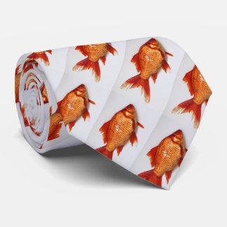 Goldfish Koi Tie