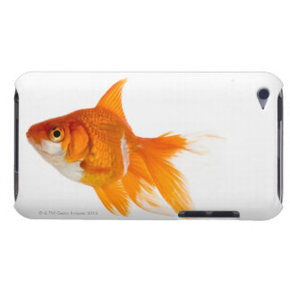 Goldfish, side view barely there iPod case