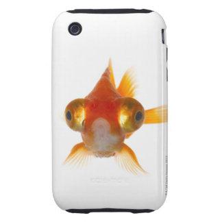Goldfish with Big eyes 2 iPhone 3 Tough Case