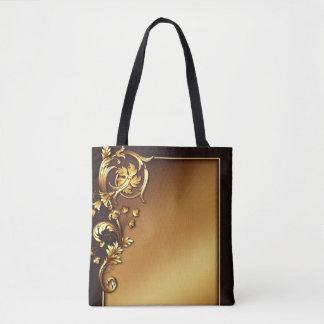Goldie All-Over-Print Tote Bag, Medium