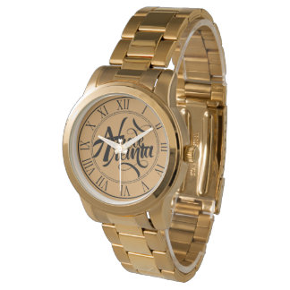 Goldie NTC Watch