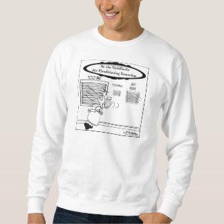 Goldilocks Air Conditioning Emporium Pull Over Sweatshirt