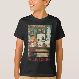 Goldilocks and the Three Bears T-Shirt