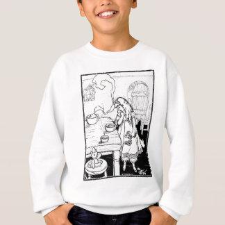 goldilocks sizing up some porridge shirt