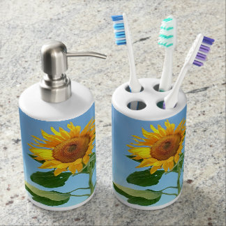 Goldilocks Sunflower Bath Set