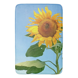 Goldilocks Sunflower Bathmat