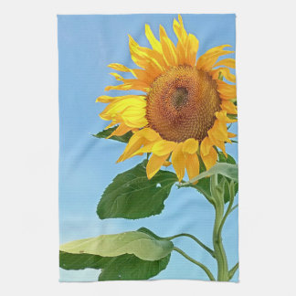 Goldilocks Sunflower Kitchen Towel