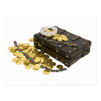 GoldJewelryTreasure092009 Postcard
