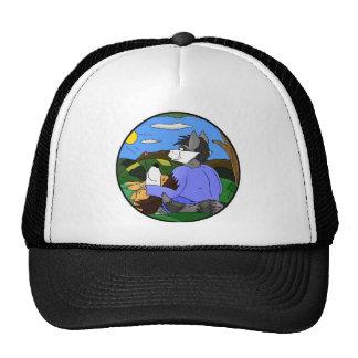 Goldrush patch cap
